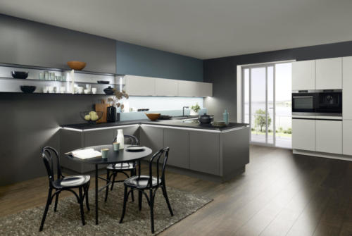 Titan Graphit Kitchen