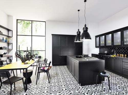 Kitchen-floorings